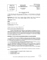 Compte Rendu Conseil Municipal 16 juin 2020
