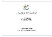 bulletin infos assoc 21-22