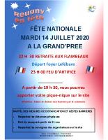 Aff 14 juillet 2020